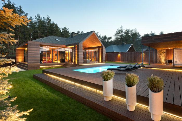 Chalet design - Chalet architectuur ...