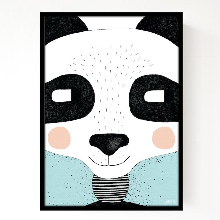 affiche-panda-seventyTree