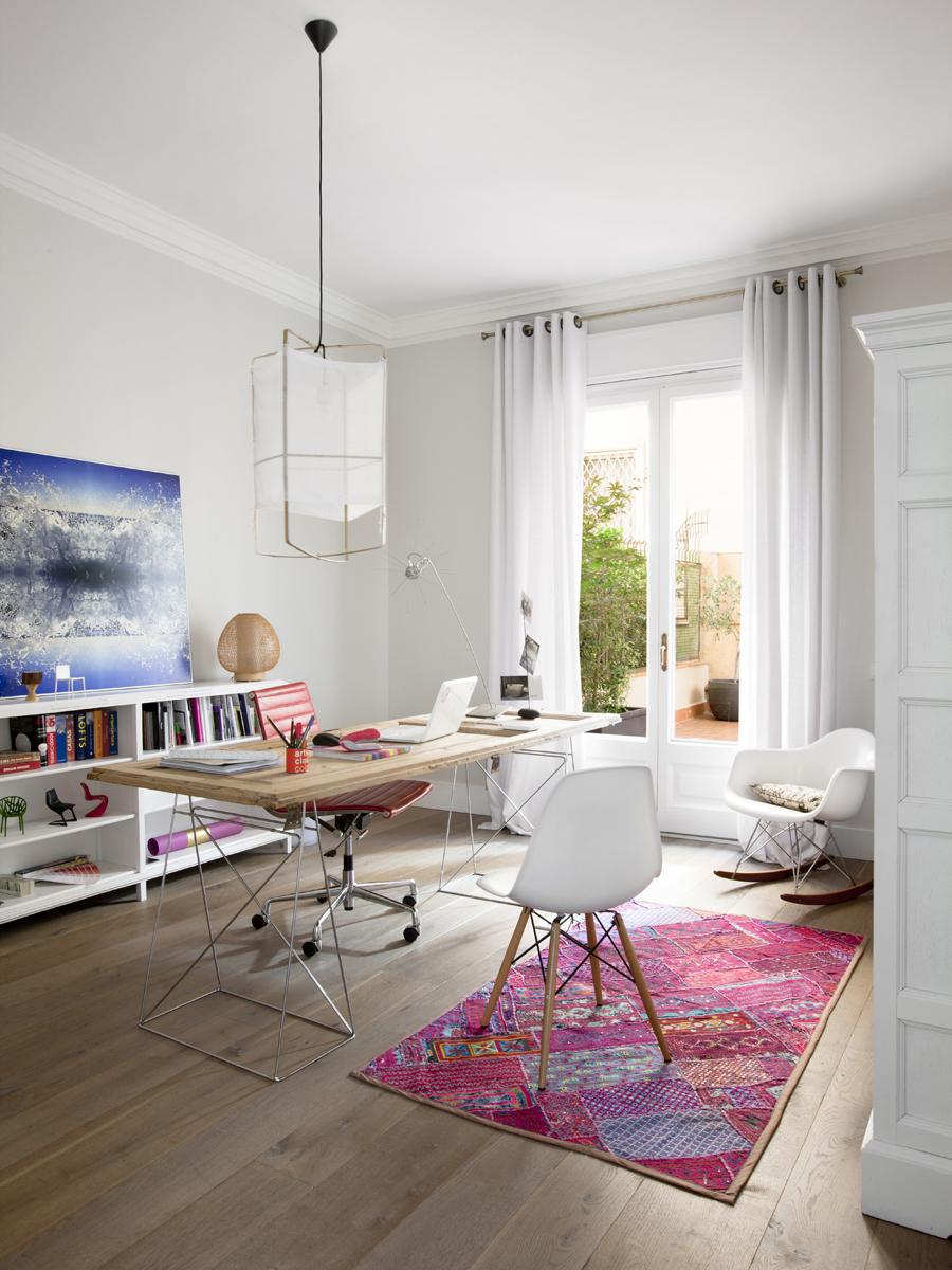 appartement r nov barcelone. Black Bedroom Furniture Sets. Home Design Ideas