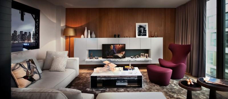 Appartement londres salon for Appartement salon