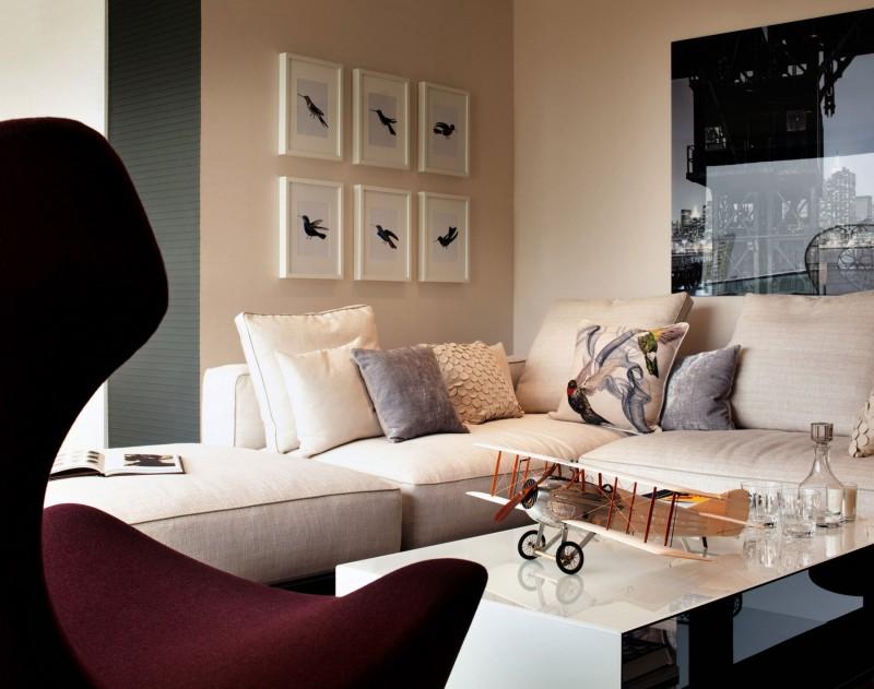 Appartement londres salon1 - Salon de the londres ...