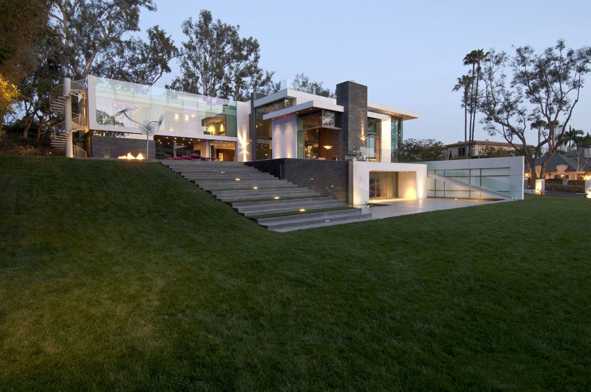 Villa-design-californie-facade
