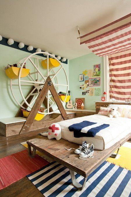 idees-rangement-6-chambre-enfants-roue-bois-deco