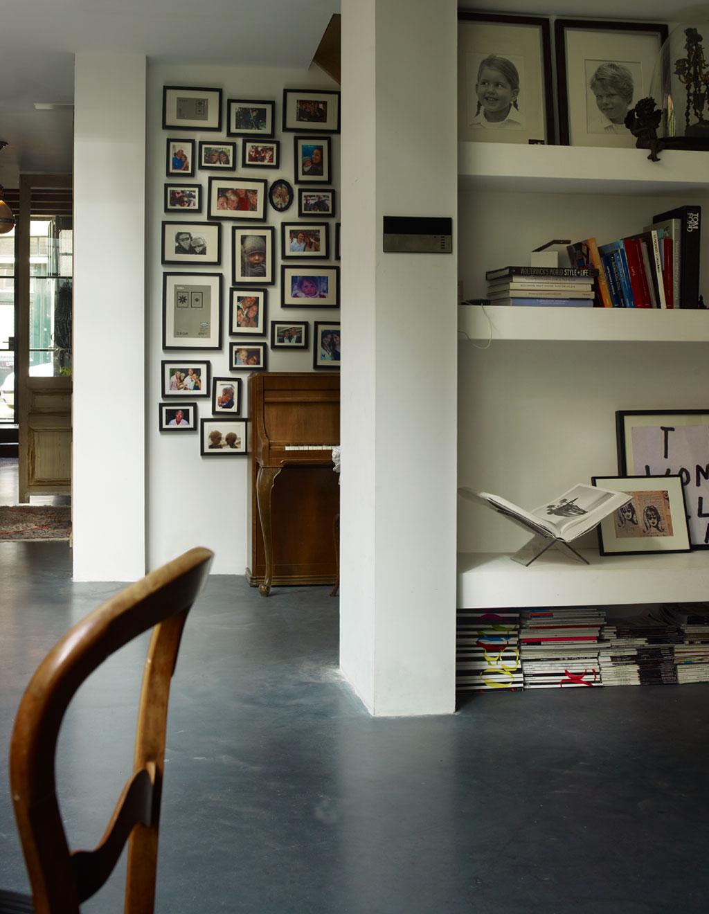 marius haverkamp 8 amsterdam entrepot renove loft design. Black Bedroom Furniture Sets. Home Design Ideas