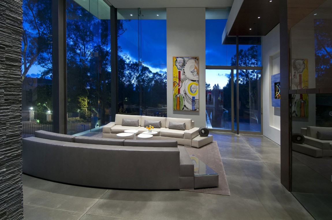 villa-design-californie-baie-vitree
