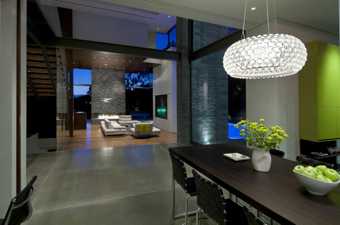 villa-design-californie-salle-manger