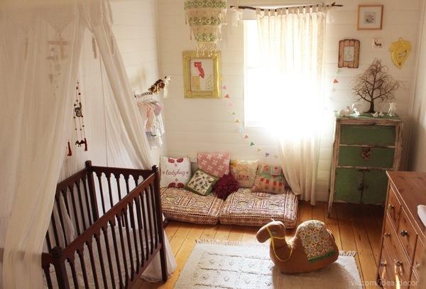 chambre bebe esprit ethnique mille et une nuits
