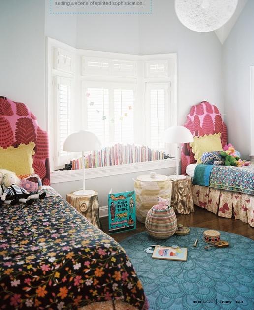 Chambre enfant ambiance boheme for Ambiance chambre enfant