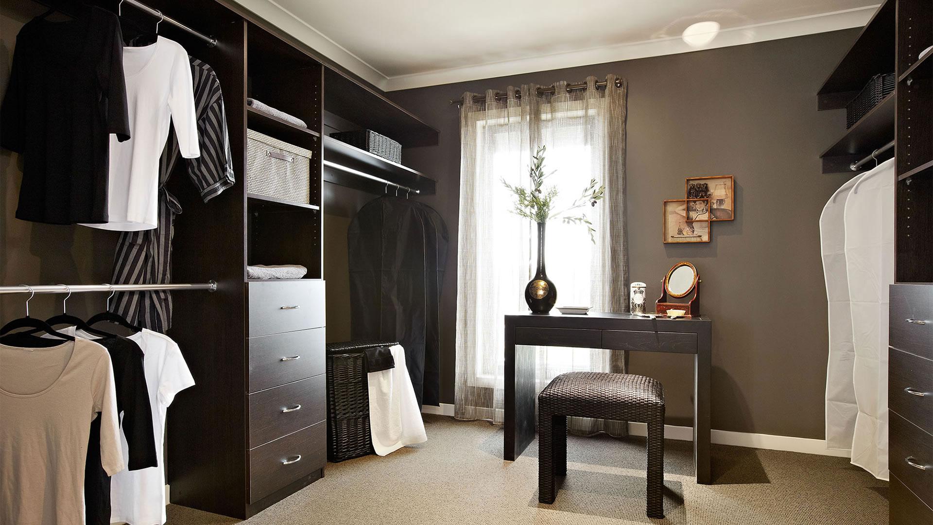 dressing noir blanc. Black Bedroom Furniture Sets. Home Design Ideas