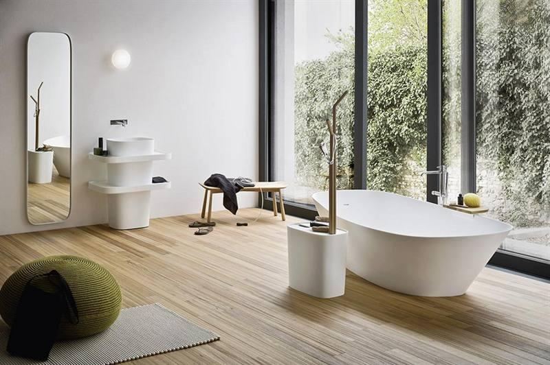 Inspirations de salles de bains for Edha interieur b v