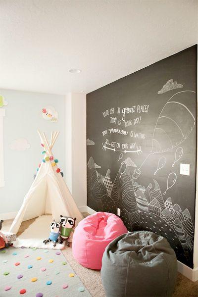 inspiration salles de jeux deco enfant. Black Bedroom Furniture Sets. Home Design Ideas