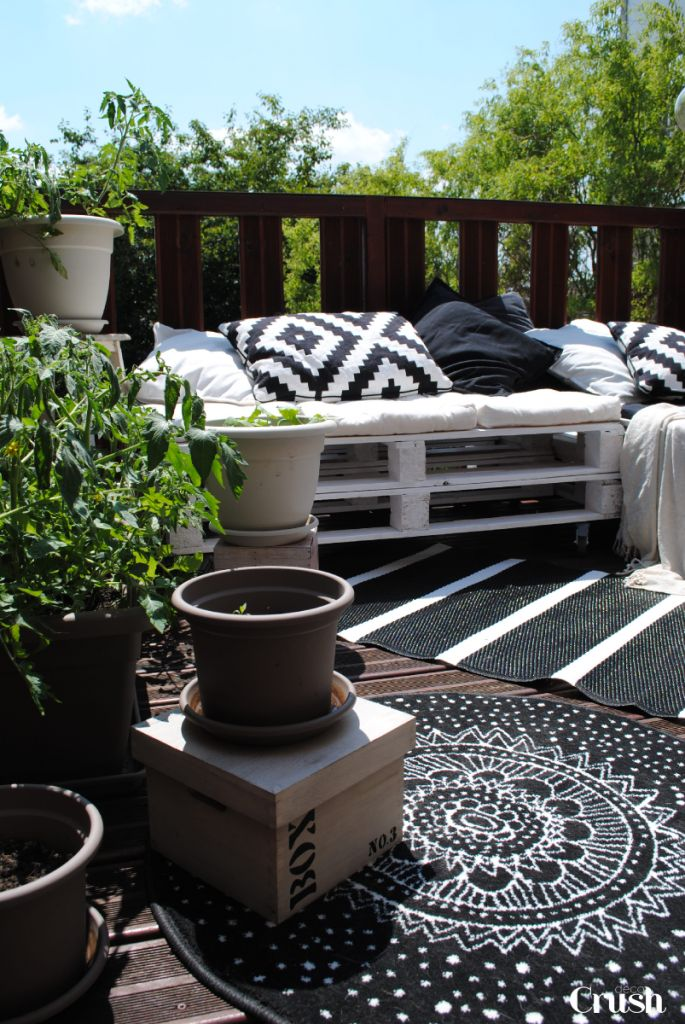 inspirations terrasses et patios. Black Bedroom Furniture Sets. Home Design Ideas