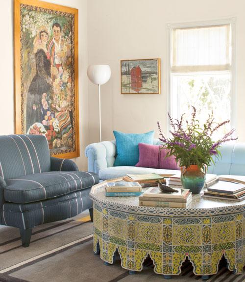 d co vintage et champ tre. Black Bedroom Furniture Sets. Home Design Ideas