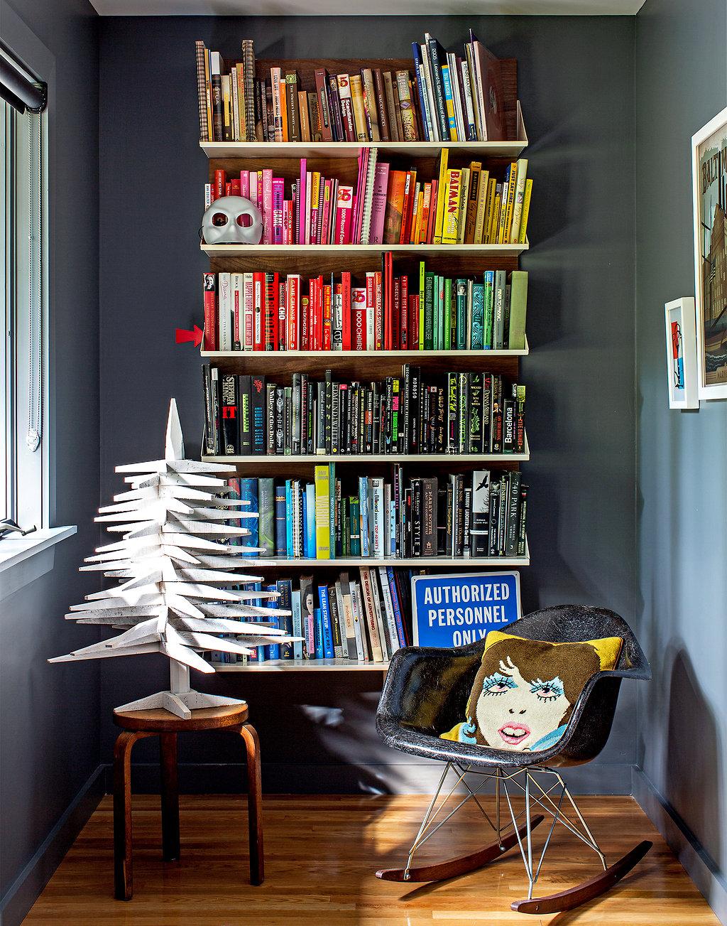 un int rieur vintage p tillant. Black Bedroom Furniture Sets. Home Design Ideas