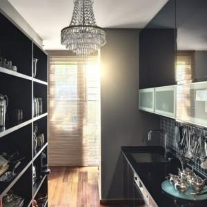 Cuisine laquee noire for Cuisine noire laquee