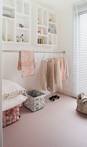 Idee dressing fille 2 deco enfant for Home and deco