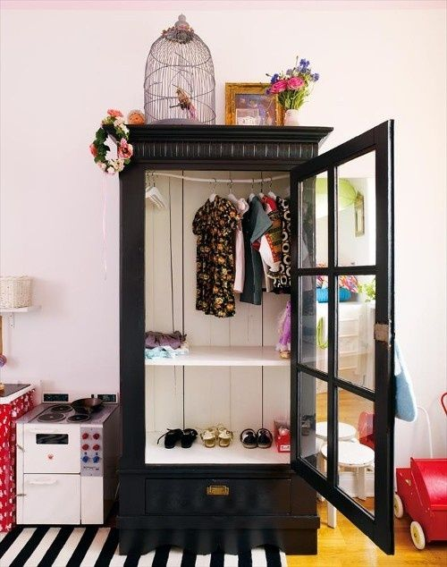 idee dressing fille 6 deco enfant. Black Bedroom Furniture Sets. Home Design Ideas
