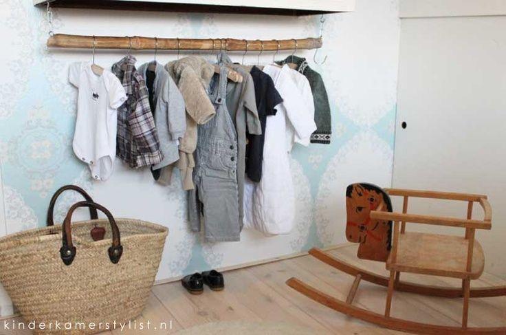 Inspirations armoires et dressings pour chambre d 39 enfant - Idee deco dressing ...