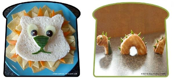 idees-sandwichs-originaux-enfant-lion