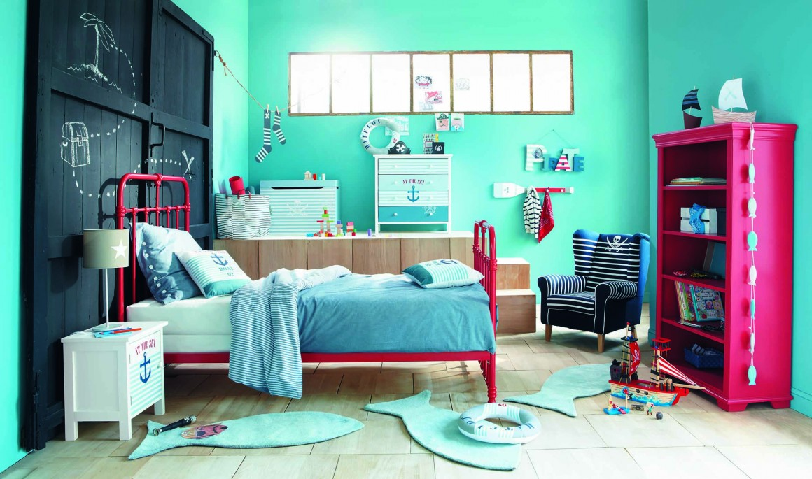 chambres d 39 enfants originales chez maisons du monde. Black Bedroom Furniture Sets. Home Design Ideas