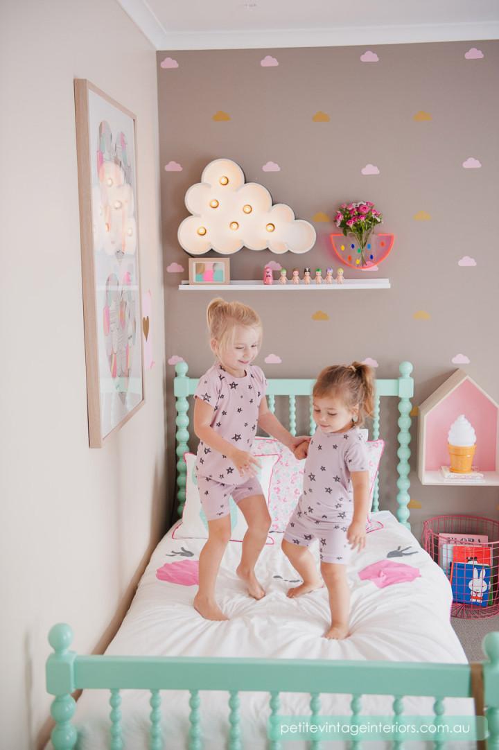 Chambre Color E Pour Petite Fille
