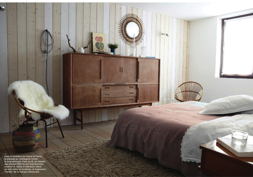 Image Chambre Vintage Of Chambre Recup Meuble Vintage