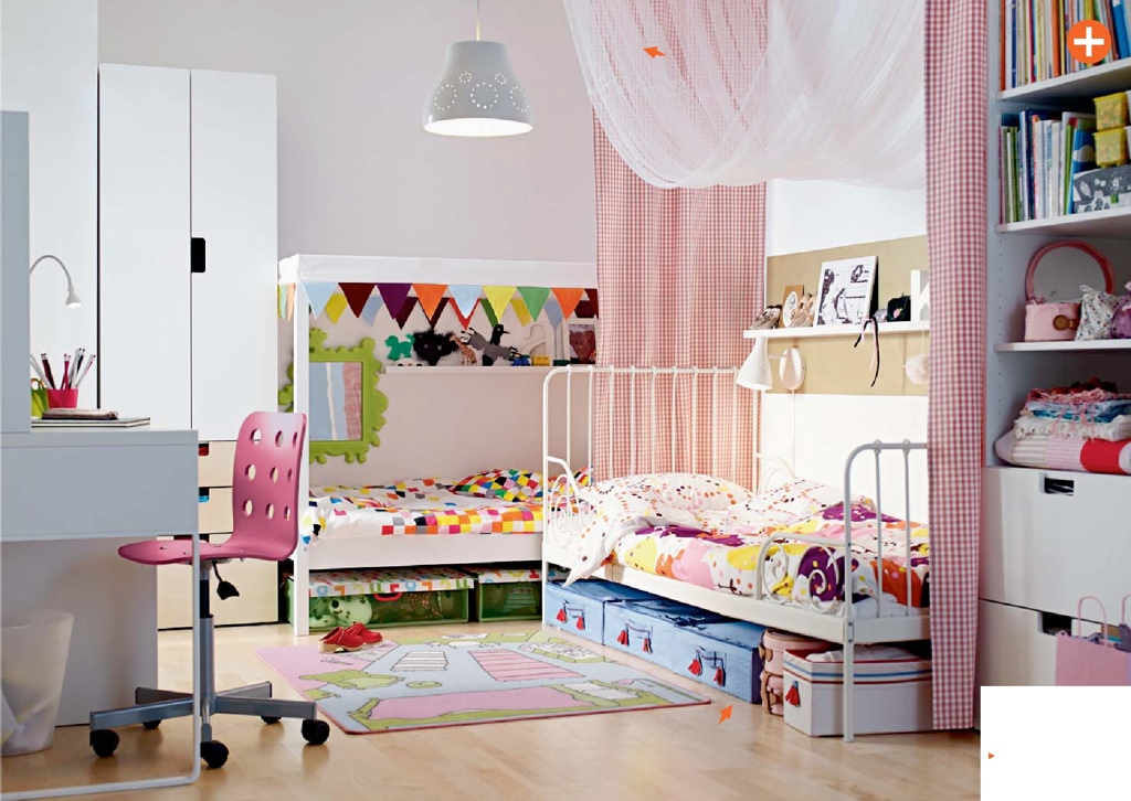 ikea 2015 chambre enfant coloree. Black Bedroom Furniture Sets. Home Design Ideas