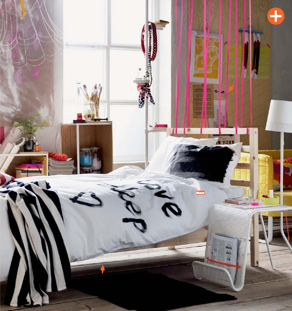 Ikea 2015 chambre fille for Chambre ikea fille