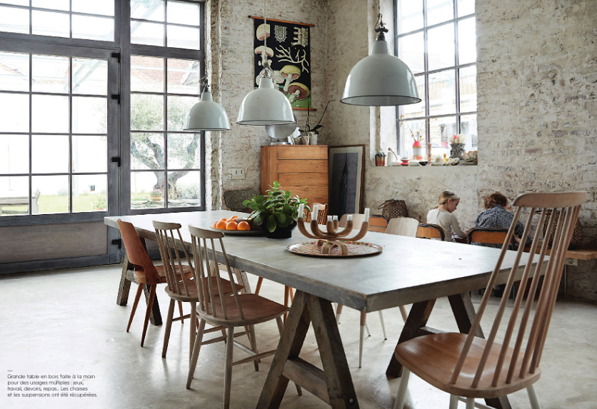 Stunning Salle A Manger Atelier Ideas - House Design - marcomilone.com