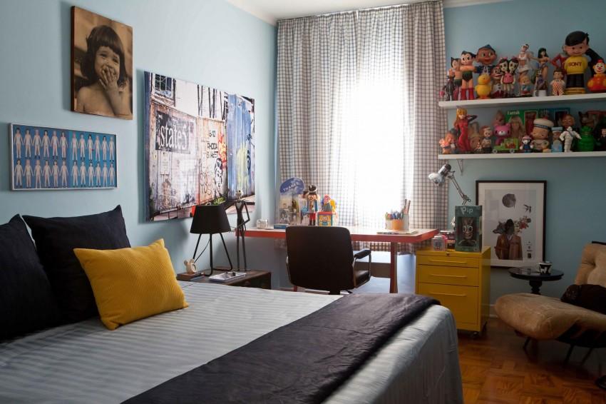 Chambre Vintage Deco ~ Idées de Design D\'intérieur et De Meubles