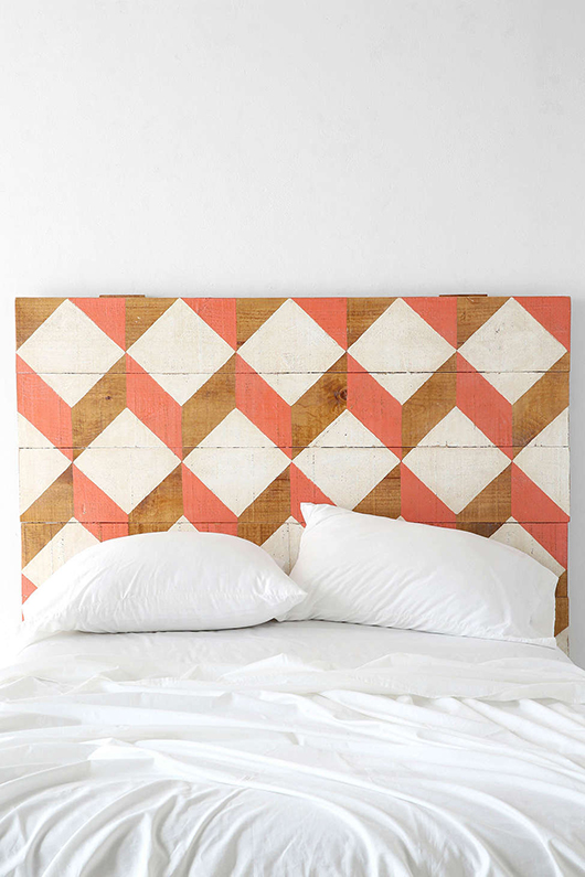 tete-lit-bois-peint-customise