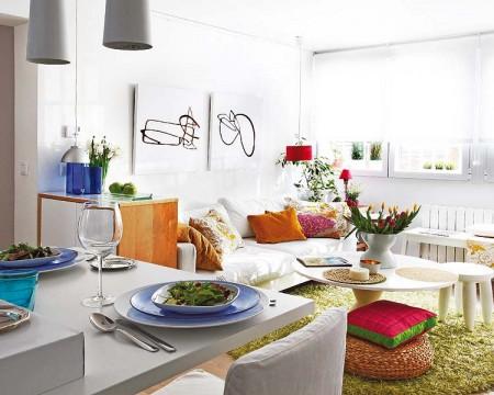am nagement d 39 un appartement de 40m2. Black Bedroom Furniture Sets. Home Design Ideas