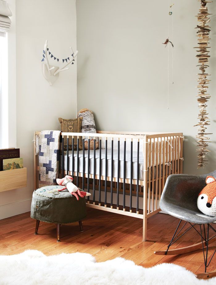Chambres d 39 enfant th me nature for Chambre ambiance nature
