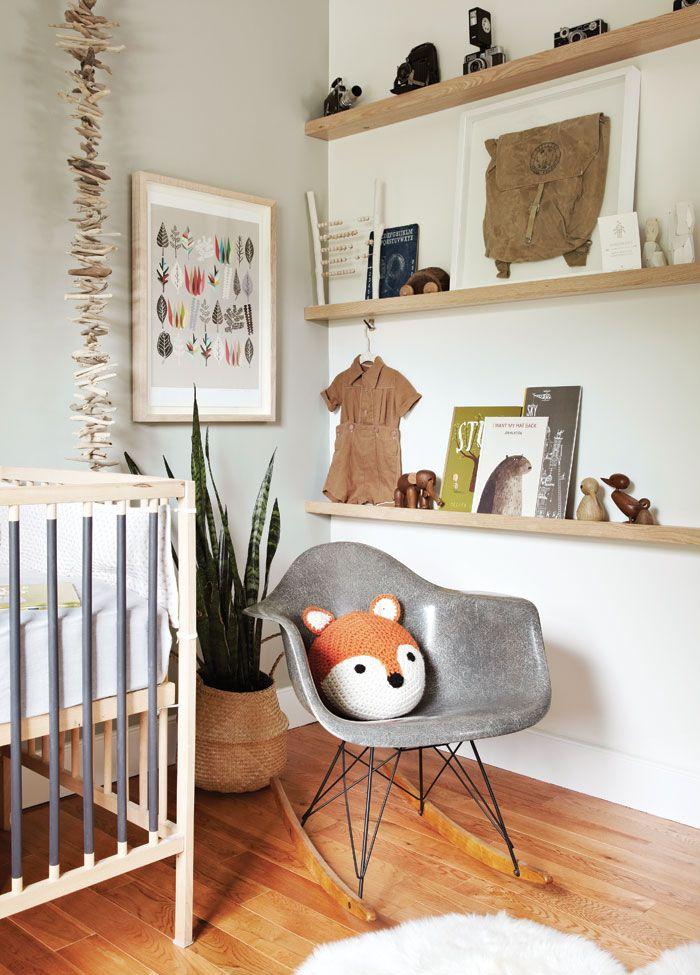 chambre bebe deco nature. Black Bedroom Furniture Sets. Home Design Ideas