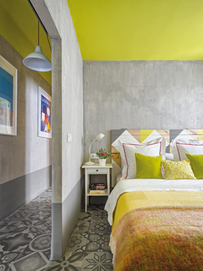 chambre jaune gris - Chambre Jaune Et Gris