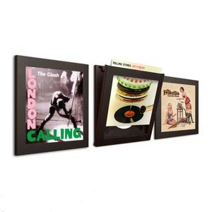 rangements pour vos disques vinyles. Black Bedroom Furniture Sets. Home Design Ideas