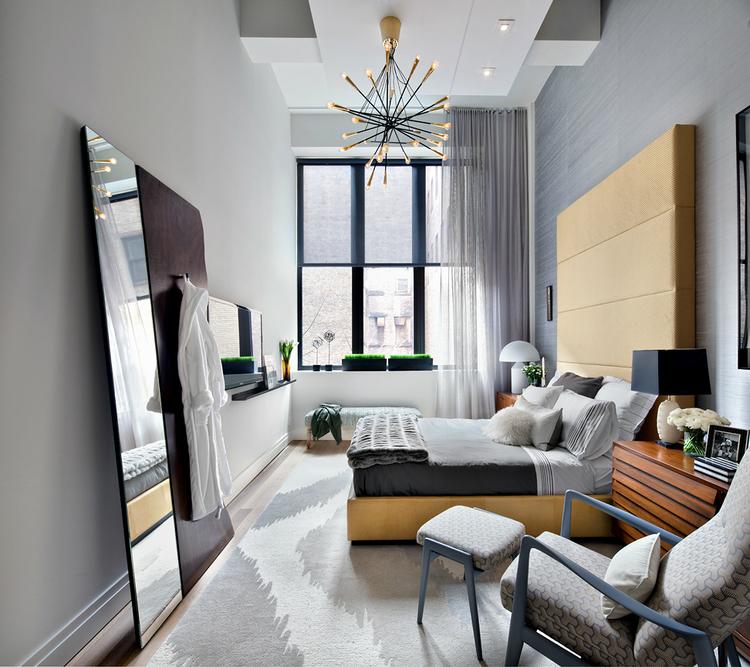 appartements avec de grandes hauteurs sous plafond. Black Bedroom Furniture Sets. Home Design Ideas