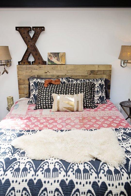 chambre deco esprit boheme. Black Bedroom Furniture Sets. Home Design Ideas