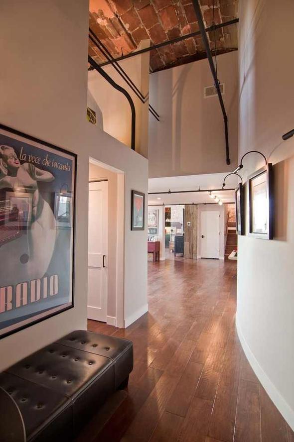 Loft R 233 Nov 233 Avec Mezzanine Et Hauts Plafonds 224 L Esprit Rock
