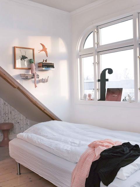 D Co Po Tique Pour Un Appartement Sous Combles