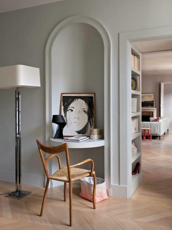 Touches de couleurs vives en d coration - Charmant appartement lumineux touches couleurs ...