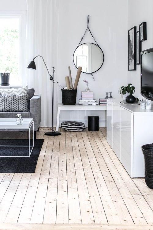 Deco gris blanc canap coussins 1 - Deco canape gris ...
