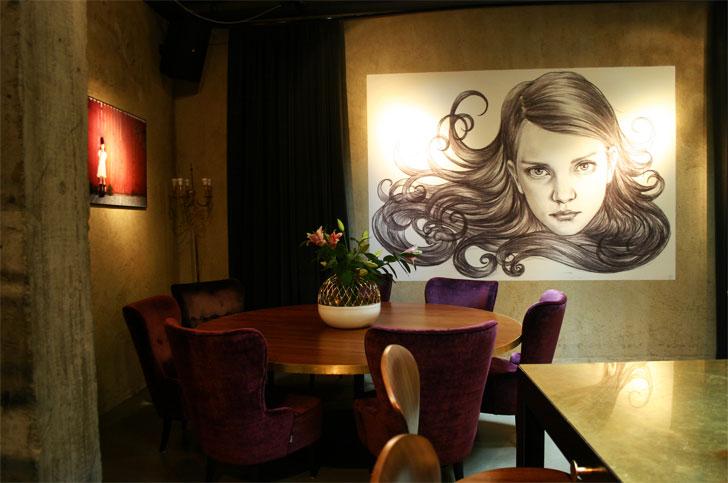 Hotel design stockholm 6 for Design hotel 6