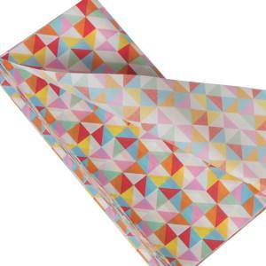 paier-soie-imprime-geometrique