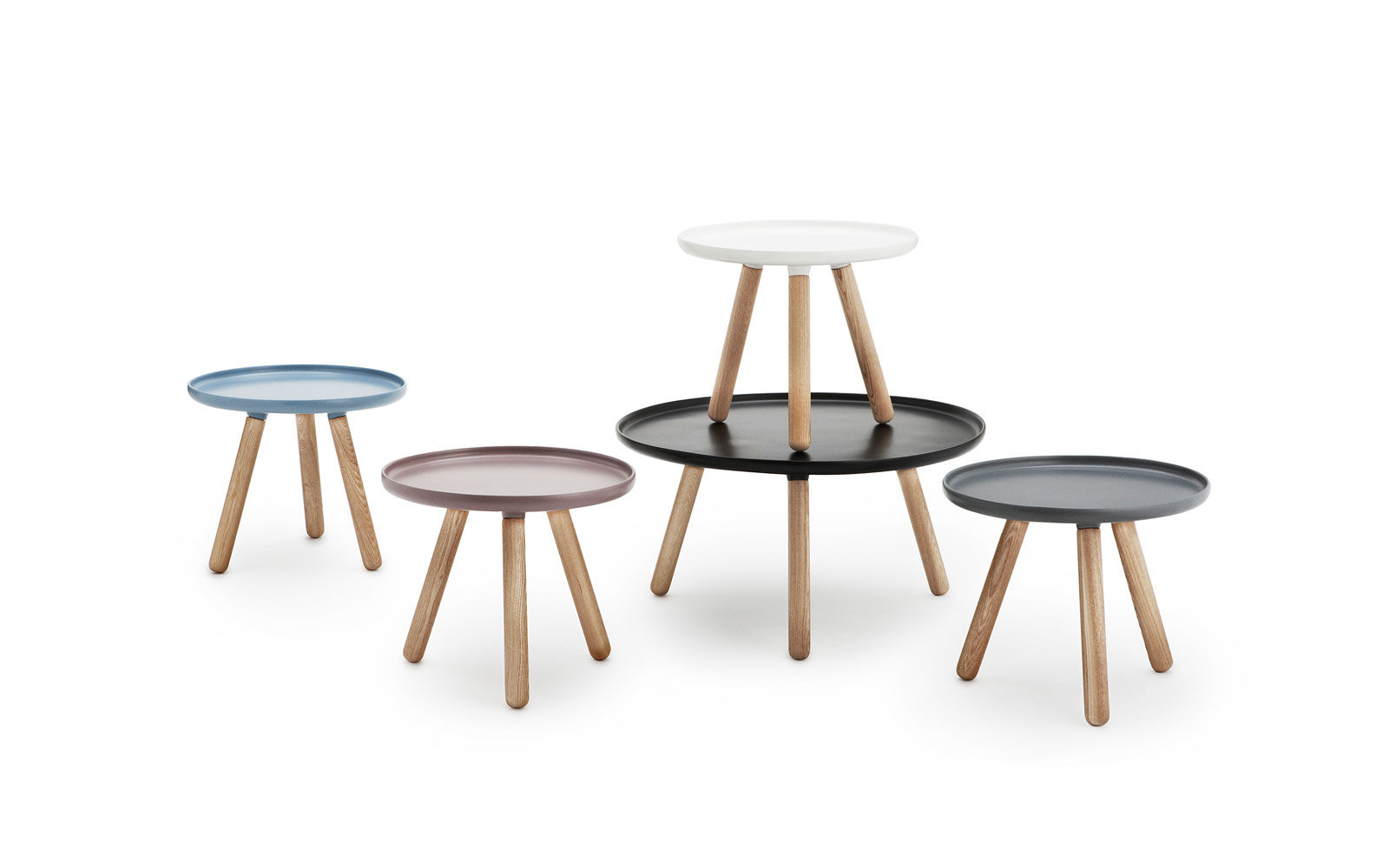 Table Basse Design Coloree Normann Copenhagen