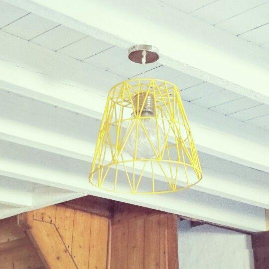 corbeille-detournée-luminaire-design