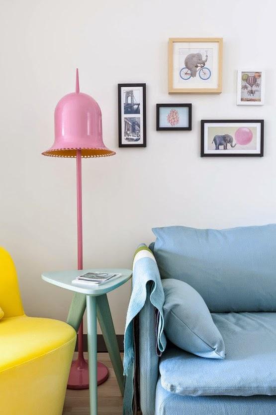 appartement lumineux et d coration color e. Black Bedroom Furniture Sets. Home Design Ideas