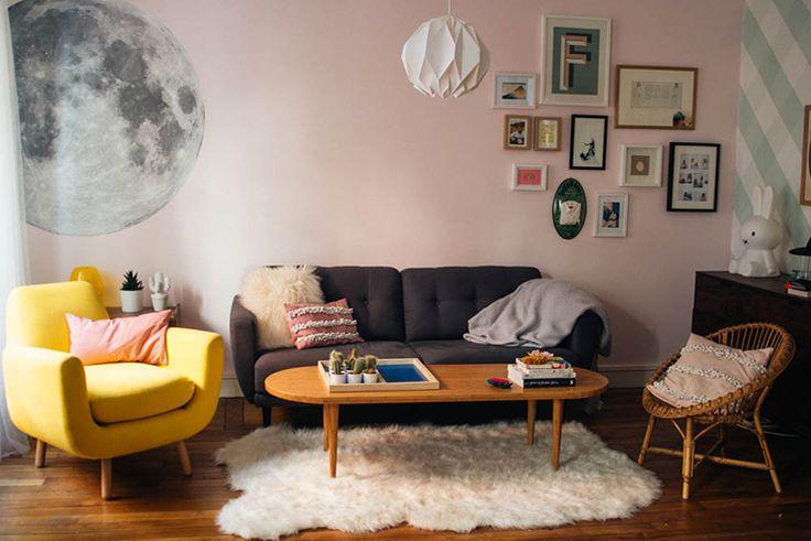 Lune Deco Design Inspiration Scandinave