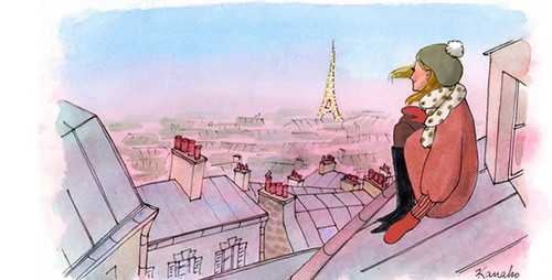 illustrations-mode-feminine-paris-tour-eiffel-kanako