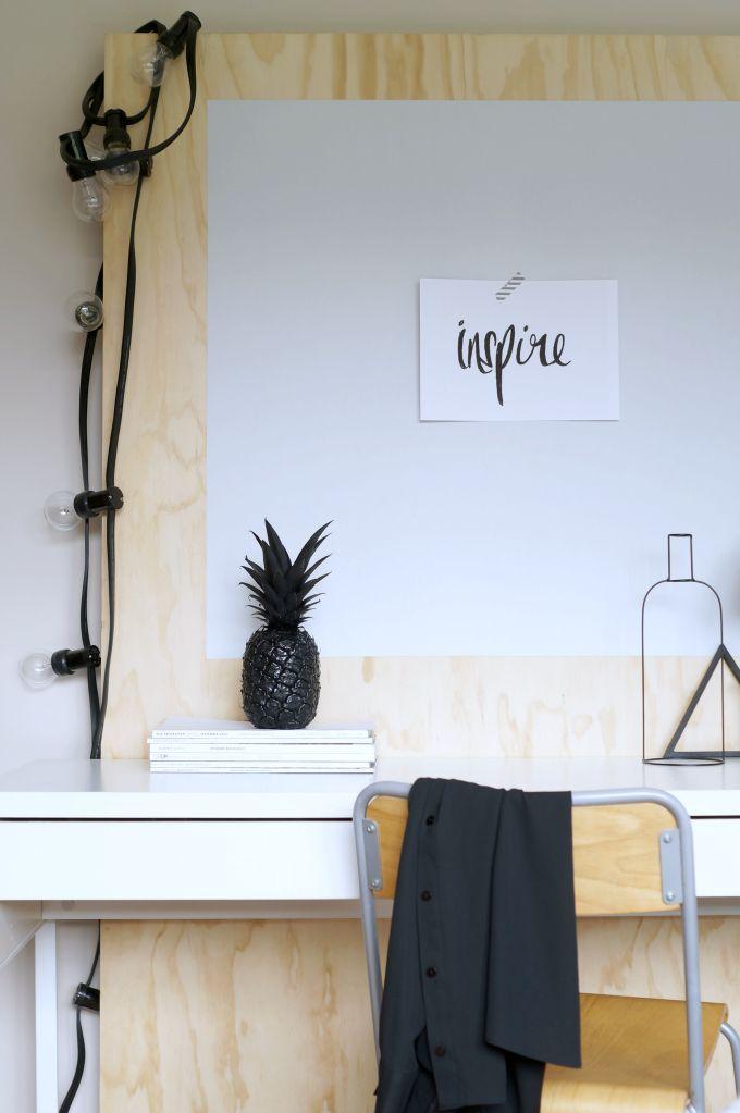 Deco design ananas for Objet deco ananas